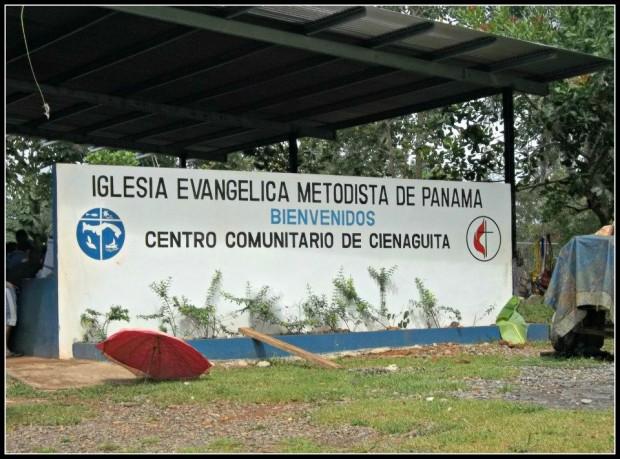 The health clinic at Cienaguita.